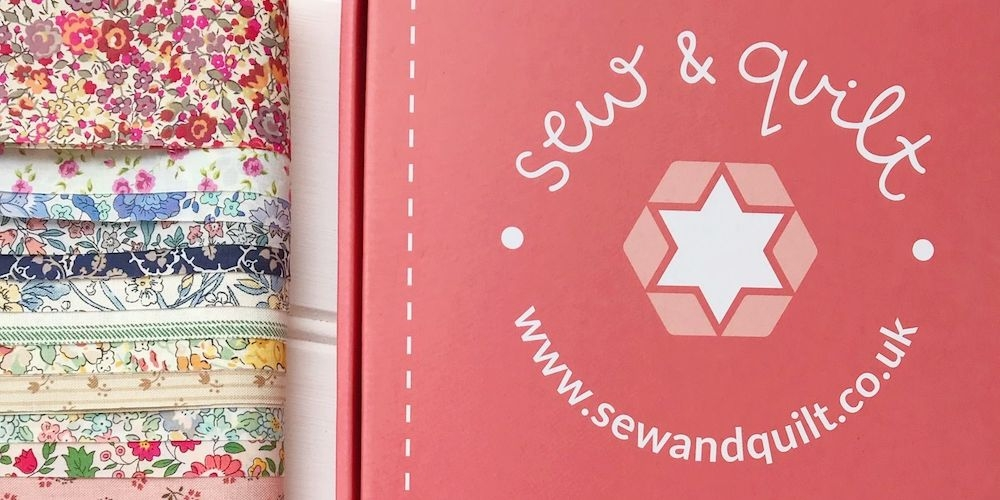Monthly Quilting Subscription Club by Sew and Quilt
