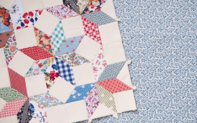 Heavenly-Stars-quilt-pattern