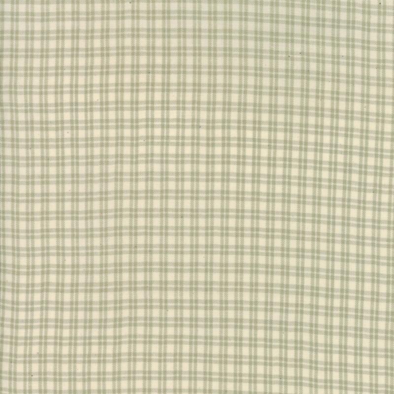 Silky Woven Atelier De France Roche Tartan 12558-22