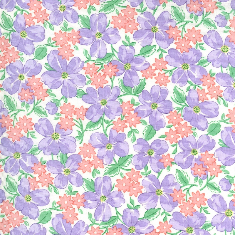 30s Playtime Lilac Garden Party   33590-21
