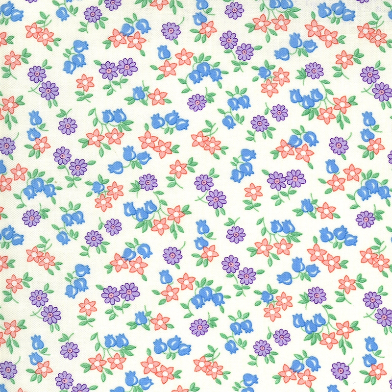 30s Playtime Lilac Bouquet Toss   33594-21