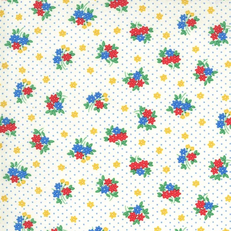 30's Playtime Eggshell Bouquet Toss   33595-11