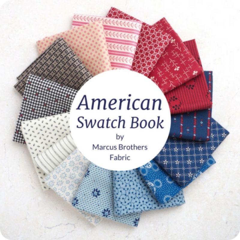 American-Swatch-Book-Fat Quarter-Bundle
