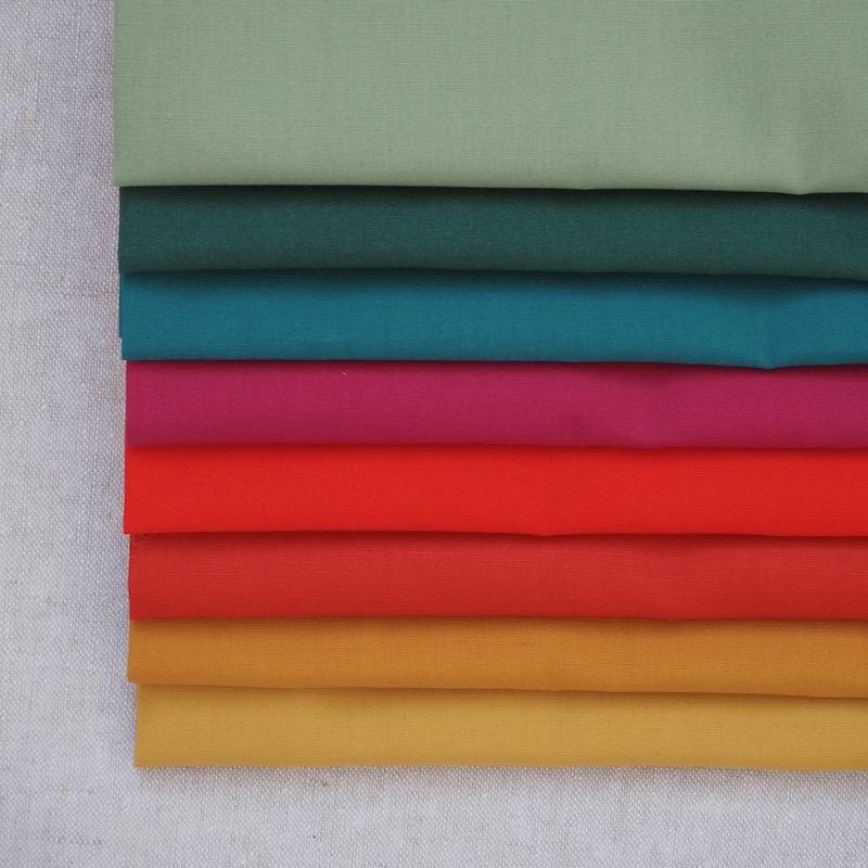 Art Gallery Fabrics Pure Solids Fat Quarter Bundle