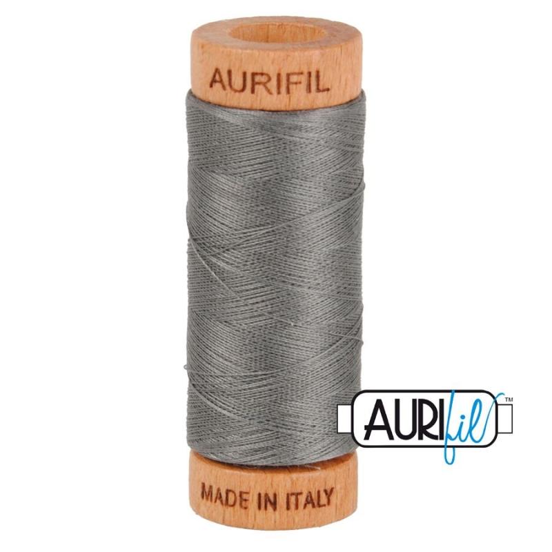 Aurifil-80-Cotton-Thread-5004-Grey-Smoke