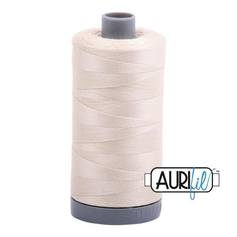 Aurifil-Hand-Quilting-Thread-2310-Light-Beige-28wt