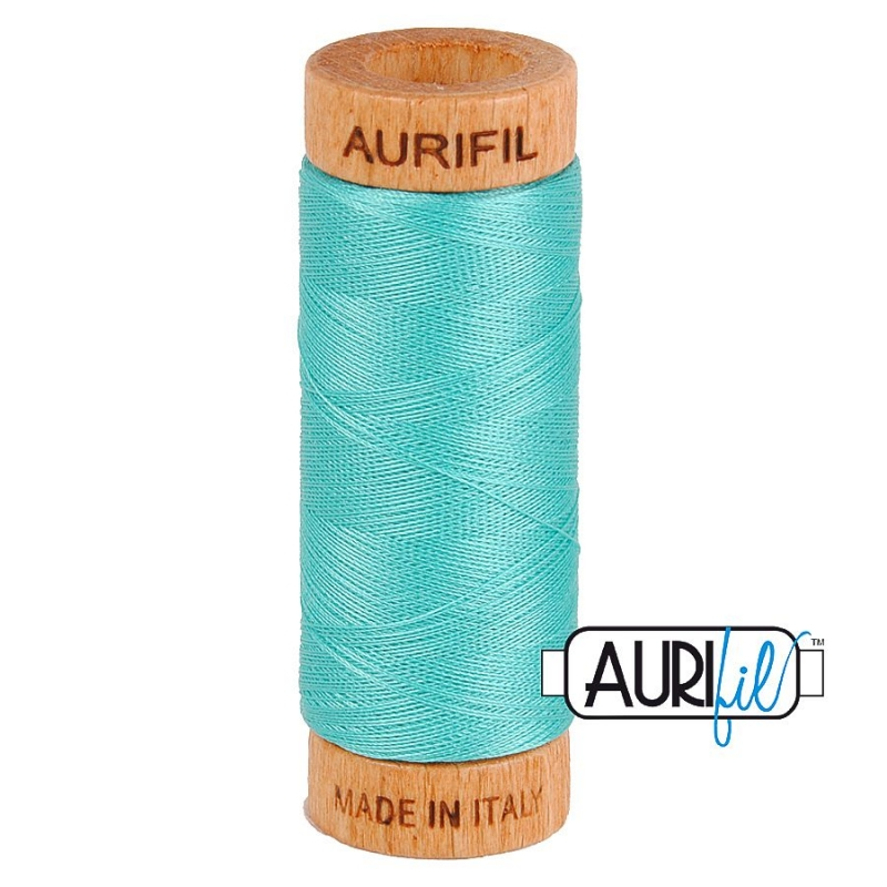Aurifil 80wt Light Jade #1148 - 100% Cotton Thread