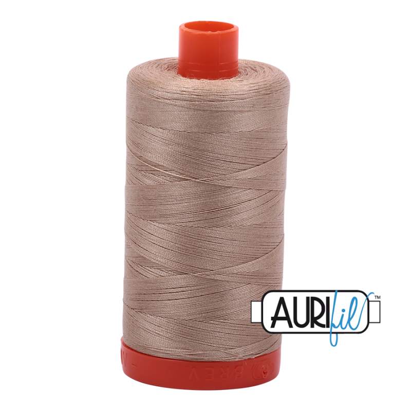 Aurifil-Sewing-Thread-2326-Sand