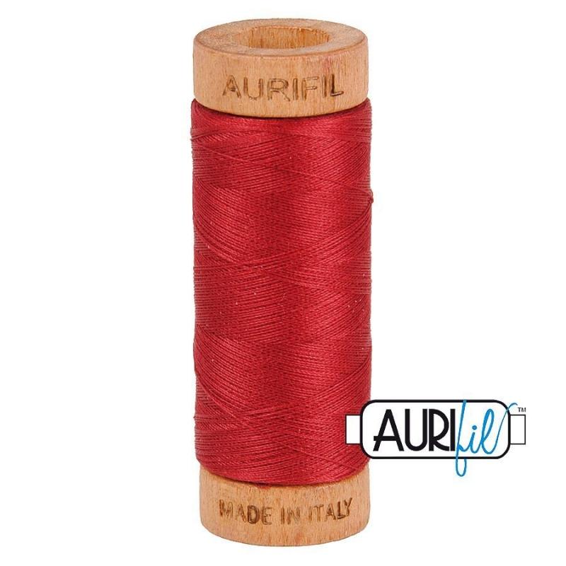 Aurifil_80wt_thread_UK_1103_Burgandy