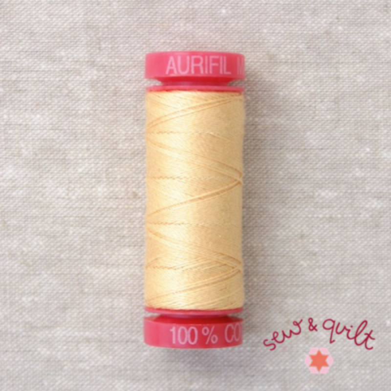 Aurifil_thread_12wt_cotton_UK_6001_light-caramel
