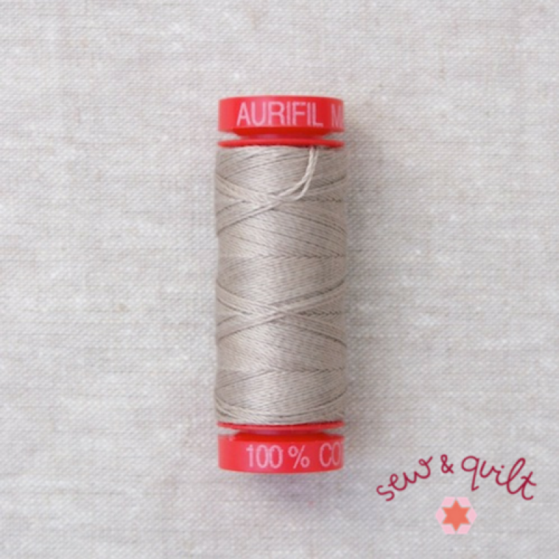 Aurifil-12WT-Cotton-Thread-Steampunk-6730