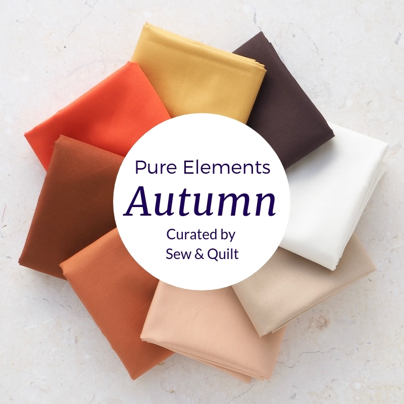 Autumn-Pure-Elements-fat-quarter-bundle