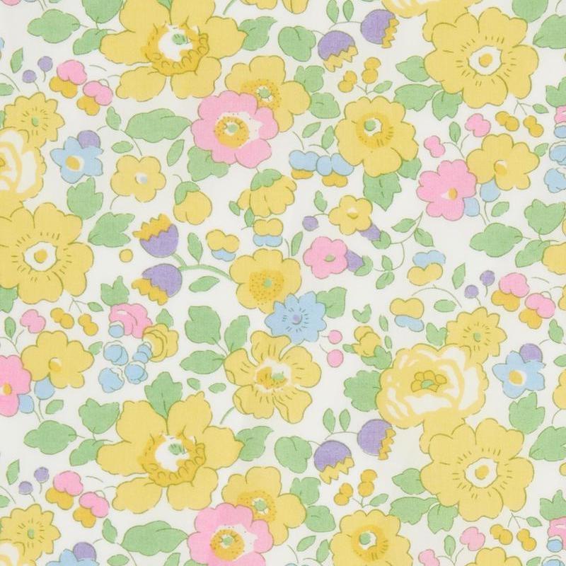 Liberty fabric Betsy A Organic Tana Lawn Cotton
