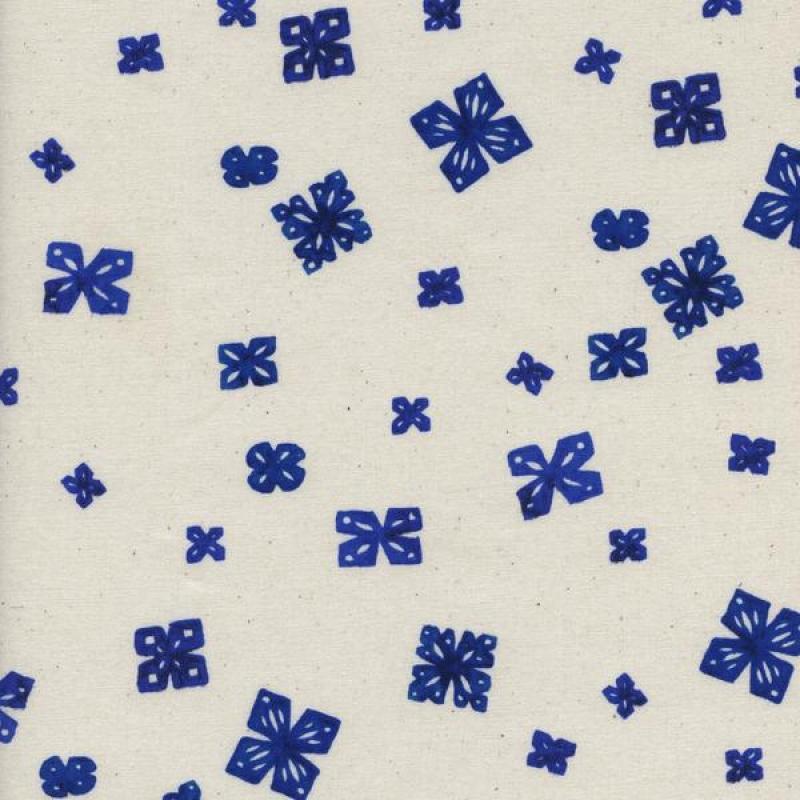 Bluebird Paper Cuts in Natural