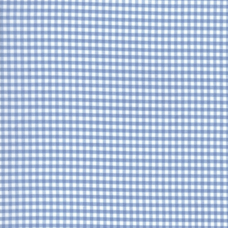 "Carolina Gingham 1/8"" Periwinkle 