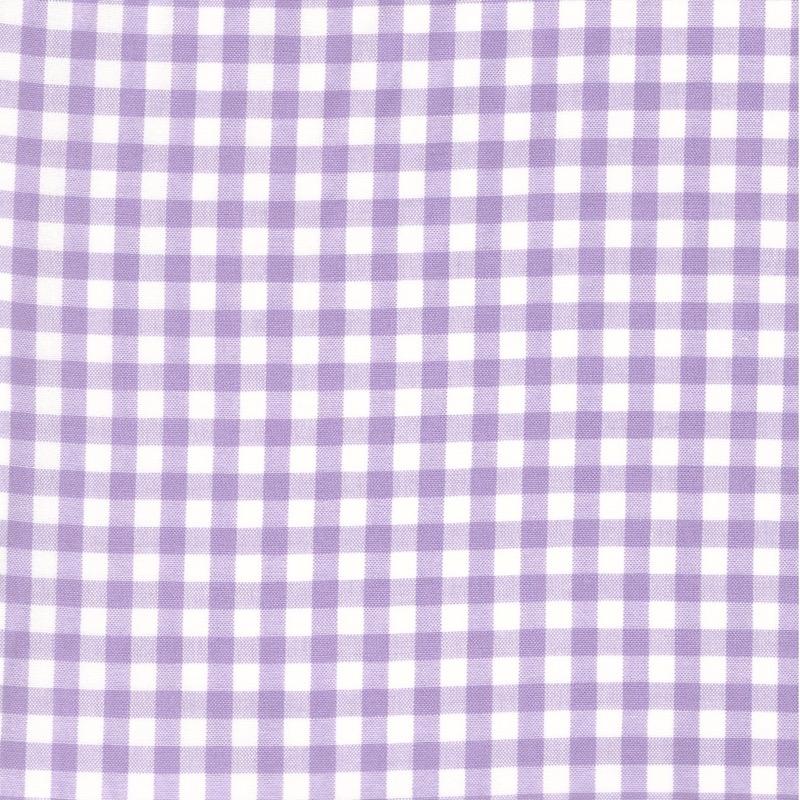 "Carolina Gingham 1/4"" Lavender | 16368-23"