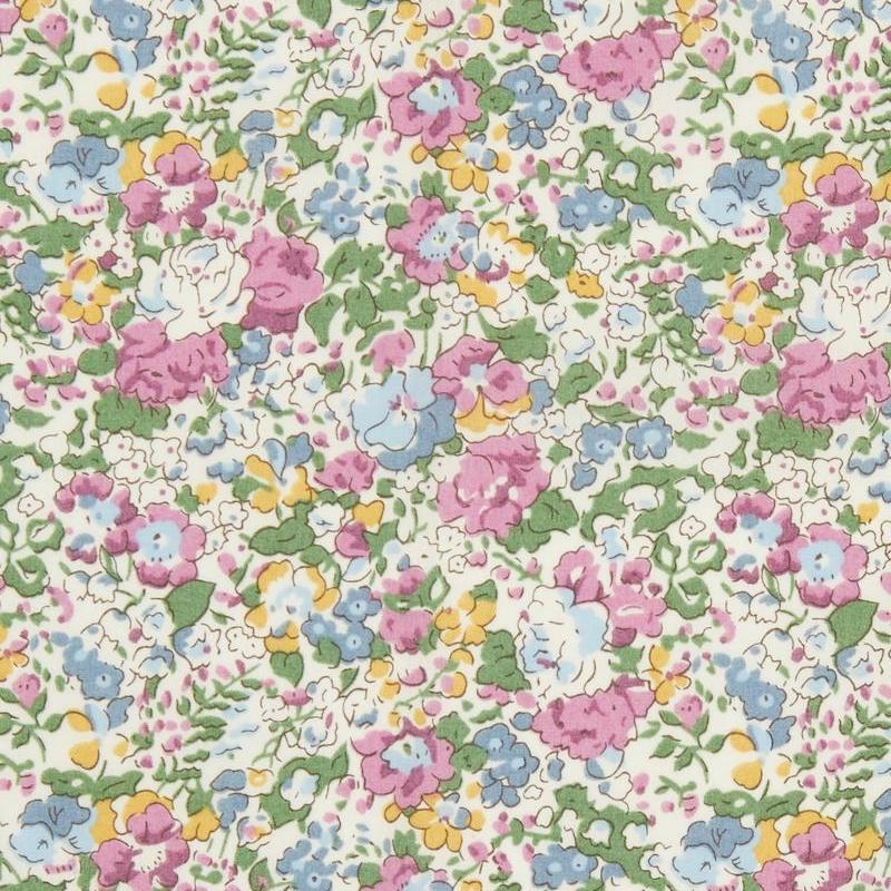 Liberty fabric Claire Aude C Organic Tana Lawn Cotton