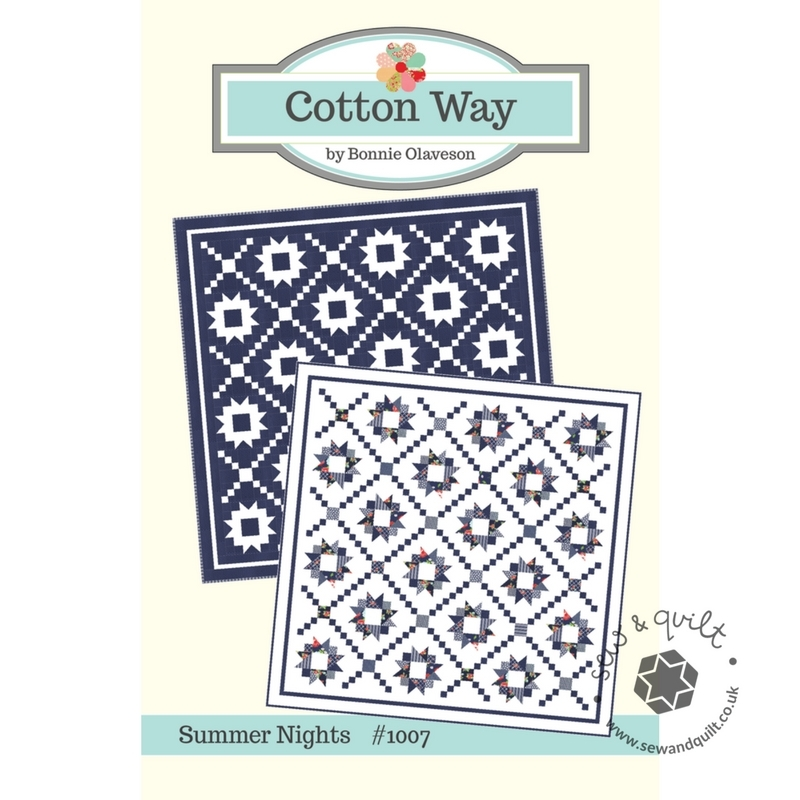 Cotton-Way-Quilt-Pattern-Summer-Nights