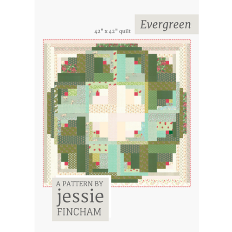 Evergreen-Quilt-Pattern