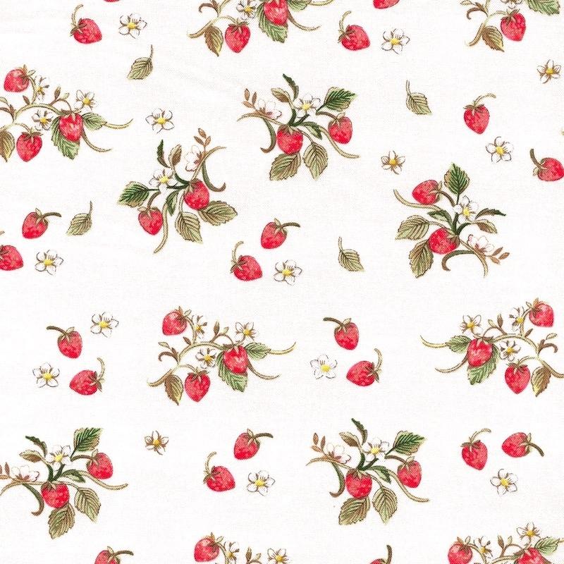 Farm Meadow Ivory Strawberries | 52796-1