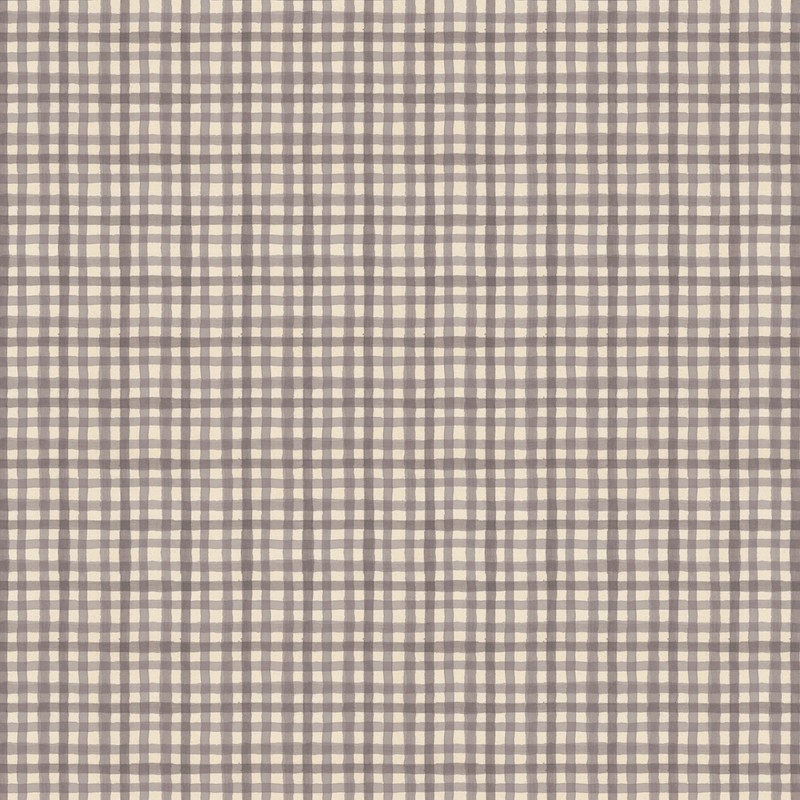 Farmhouse Chic Taupe Gingham   89243-921