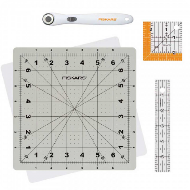 Fiskars-Rotating-Mat-Trim-cutting-set