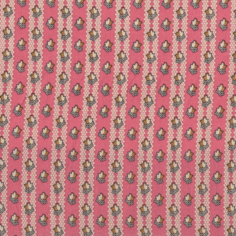 Full Circle Marcus Brothers quilting cotton Leaf Stripe