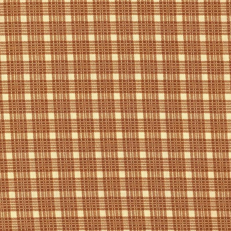 Gather Yarrow Plaid quilt fabric 52618-6