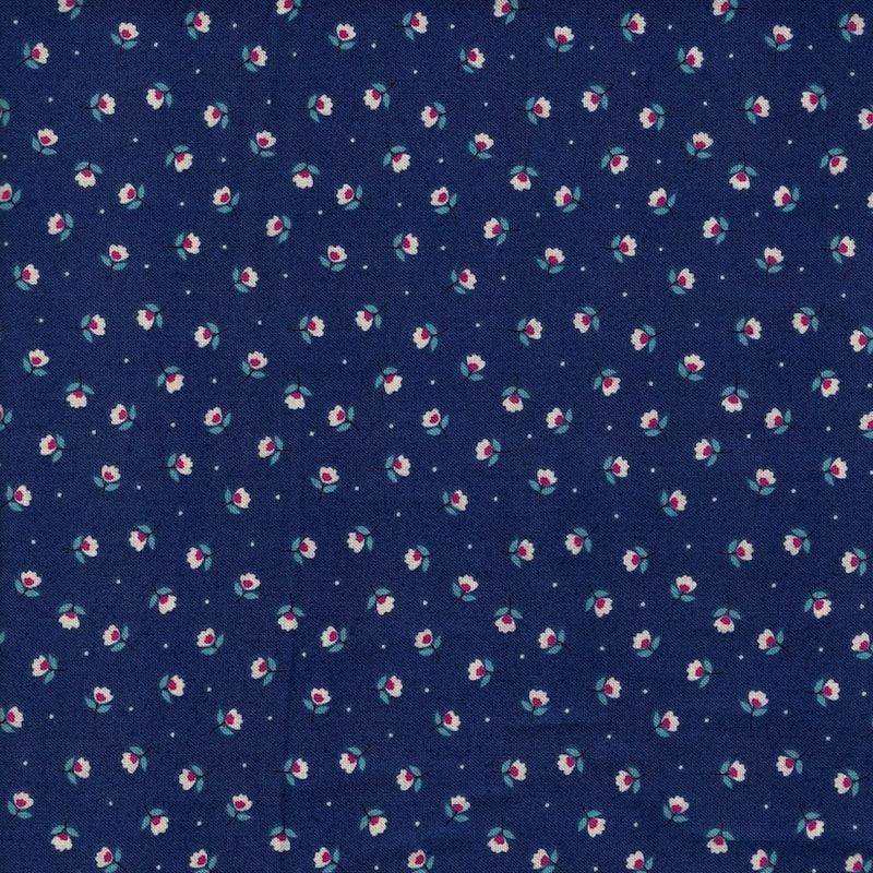 Gather Bark Night Blue Buds | 52622-7