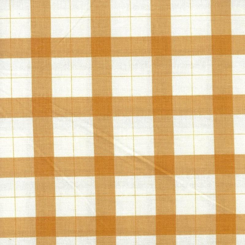 Gingham Foundry Gingham Honey | C11132R-HONEY