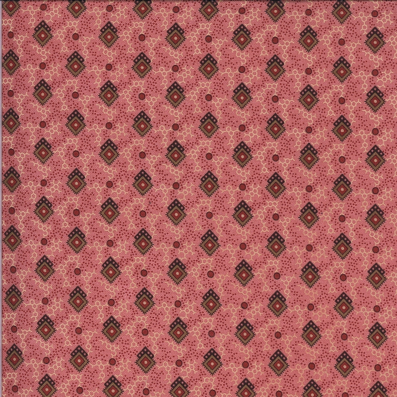 Hopewell Pink Floral   38111-14