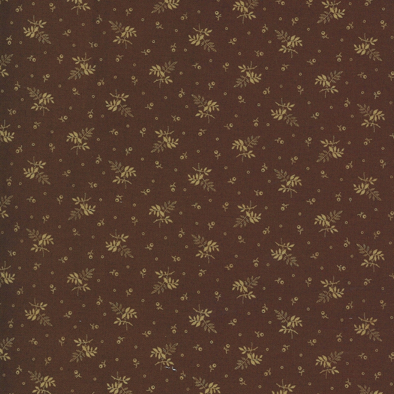 Hopewell Brown Floral   38111-14