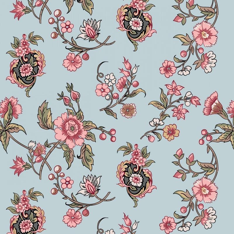 Jane Austen At Home fabric Cassandra | C10006R