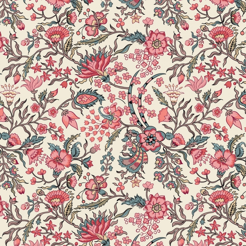Jane Austen At Home fabric, Elizabeth | C10000R