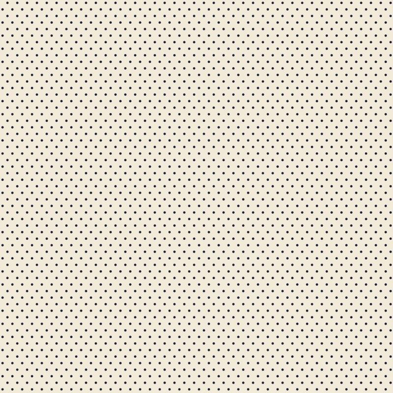 Jane Austen At Home fabric, Navy Dot | C10009R