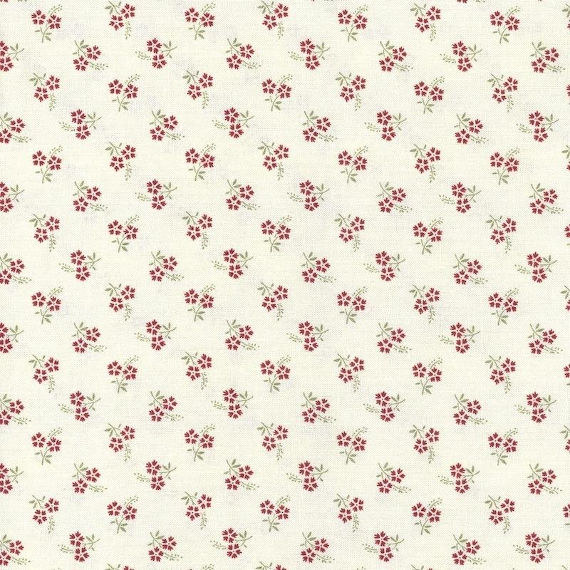 Jardin De Fleurs Pearl Tonal   13897-18 cotton fabric