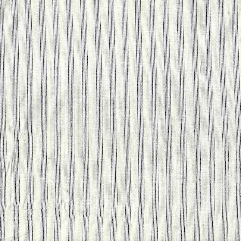Low Volume Wovens Stripe Ivory cotton fabric
