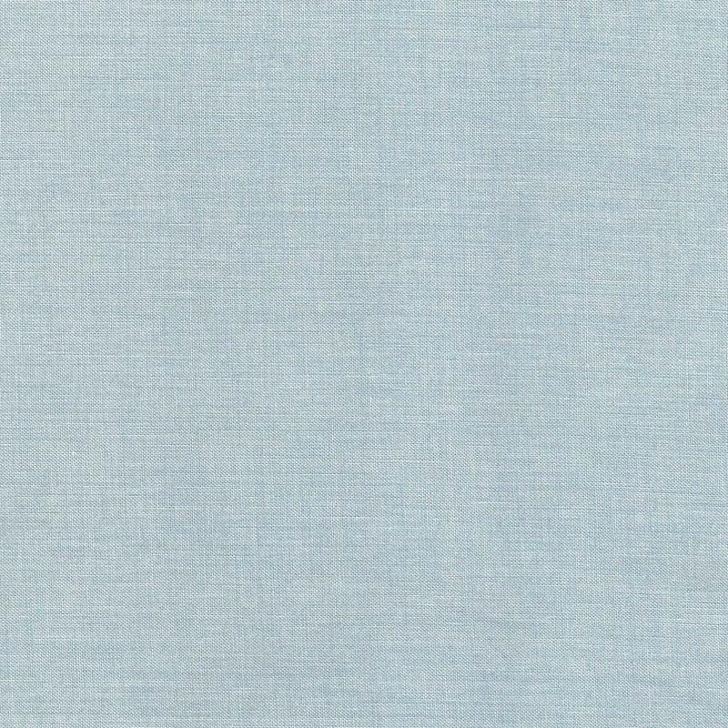 French General Favourites Ciel Blue Linen Texture   13529-169