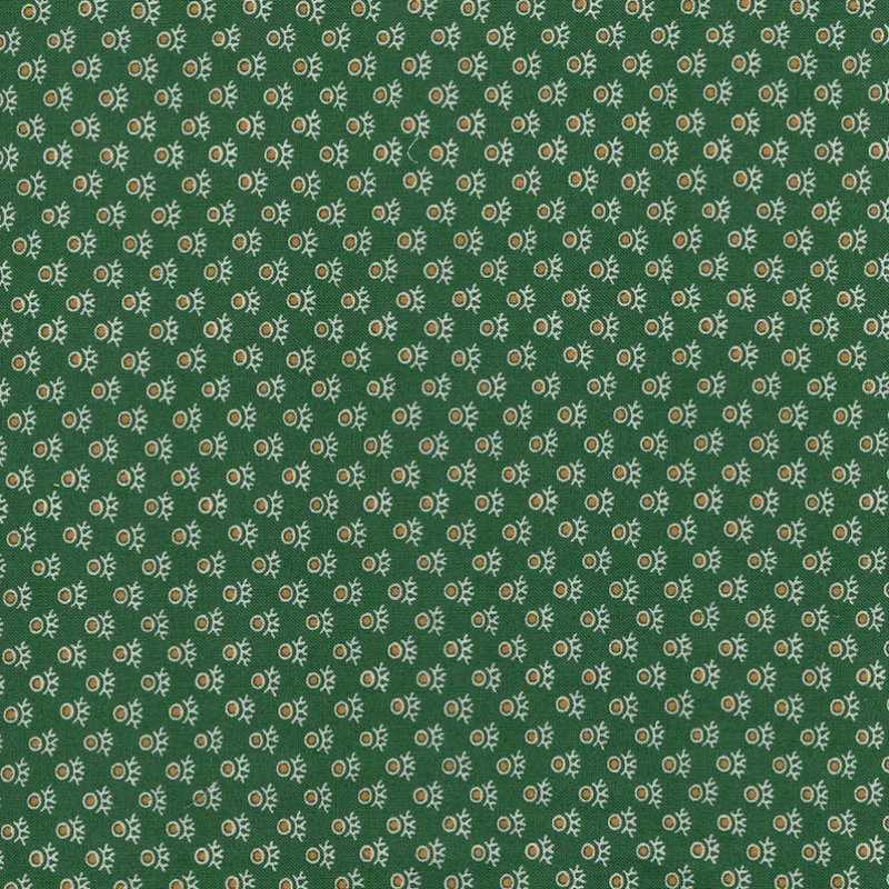 Ladies Legacy Village Green Angelina's Slippers cotton quilting fabric