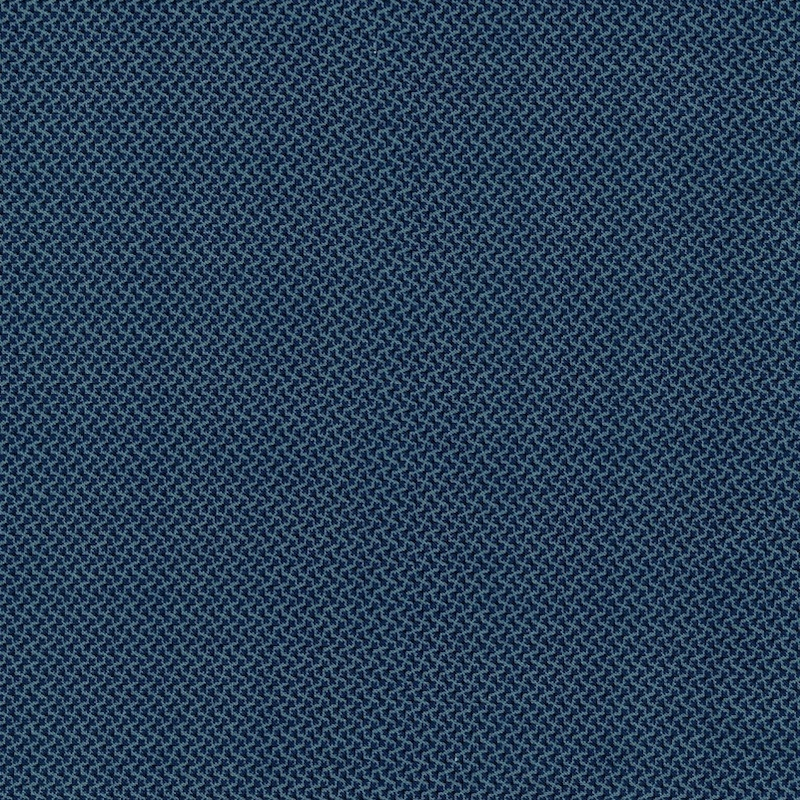 Ladies Legacy Blue Louisa's Housewife cotton quilting fabric