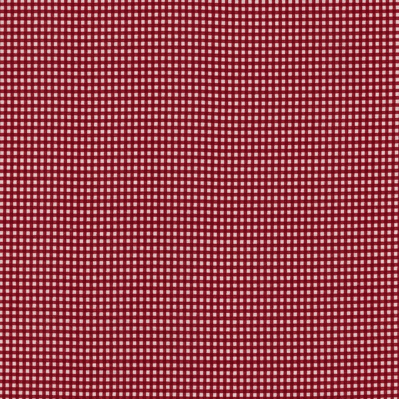 Ladies Legacy Cooper Red Laura's Pillow Cases cotton quilting fabric