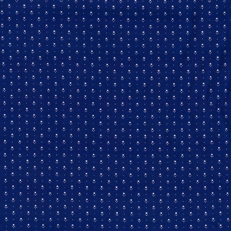 Ladies Legacy Blue Night Cap cotton quilting fabric