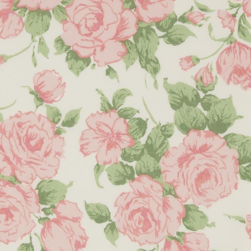 Liberty Carline Rose F Tana Lawn Cotton