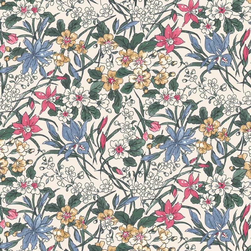 Liberty-Cotton-English-Garden-fabric-Ricardo-LF04775606X
