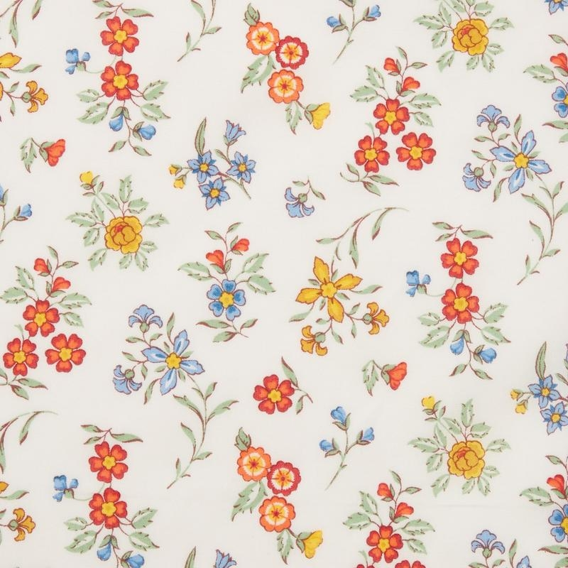 Liberty Fabrics Edith Rose A Tana Lawn™