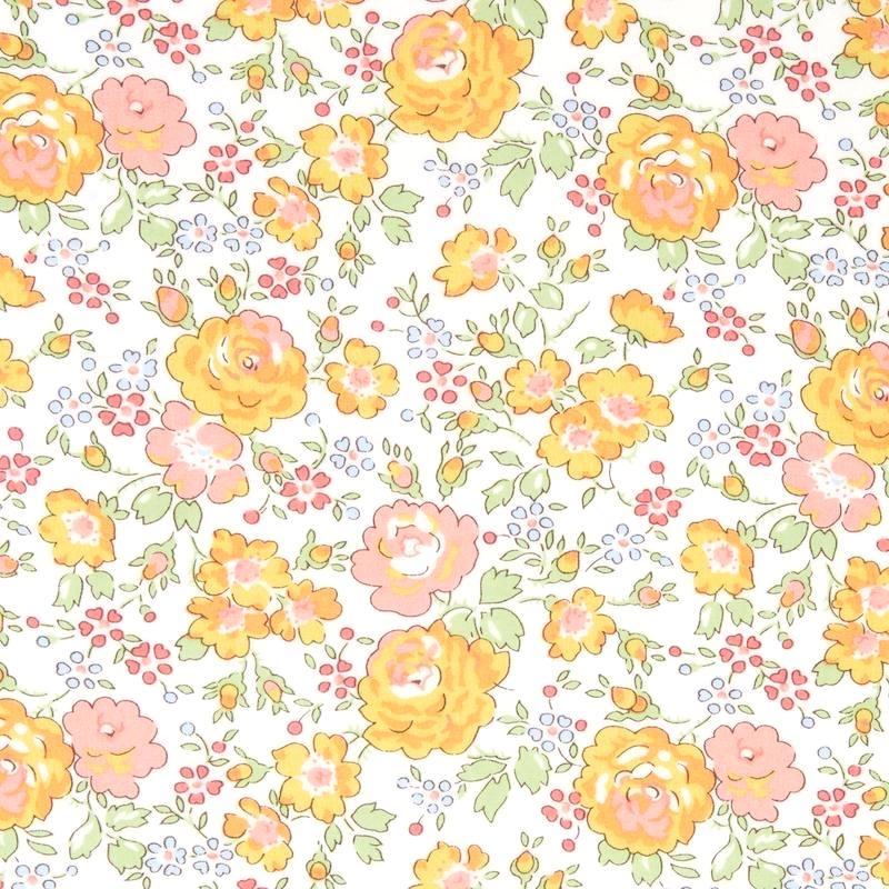 Liberty Felicite E Tana Lawn Cotton fabric