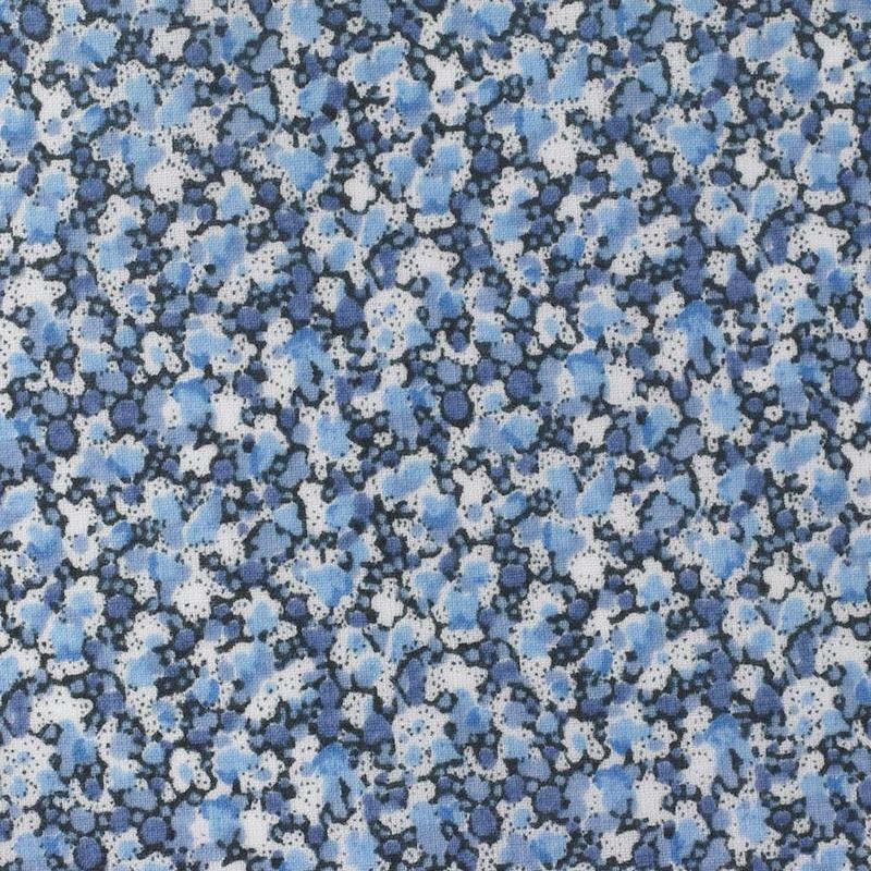 Liberty Pepper print small blue floral