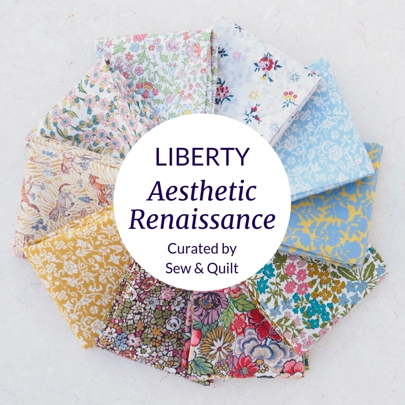 Liberty-aesthetic-Renaissance-fat-quarter-bundle-A-fabric