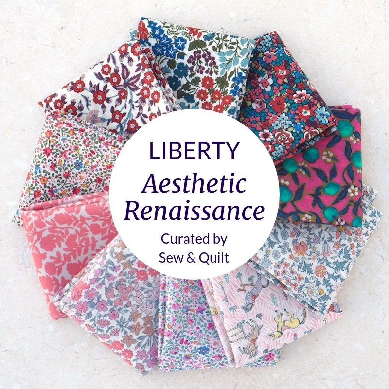 Liberty-aesthetic-Renaissance-fat-quarter-bundle-B-fabric