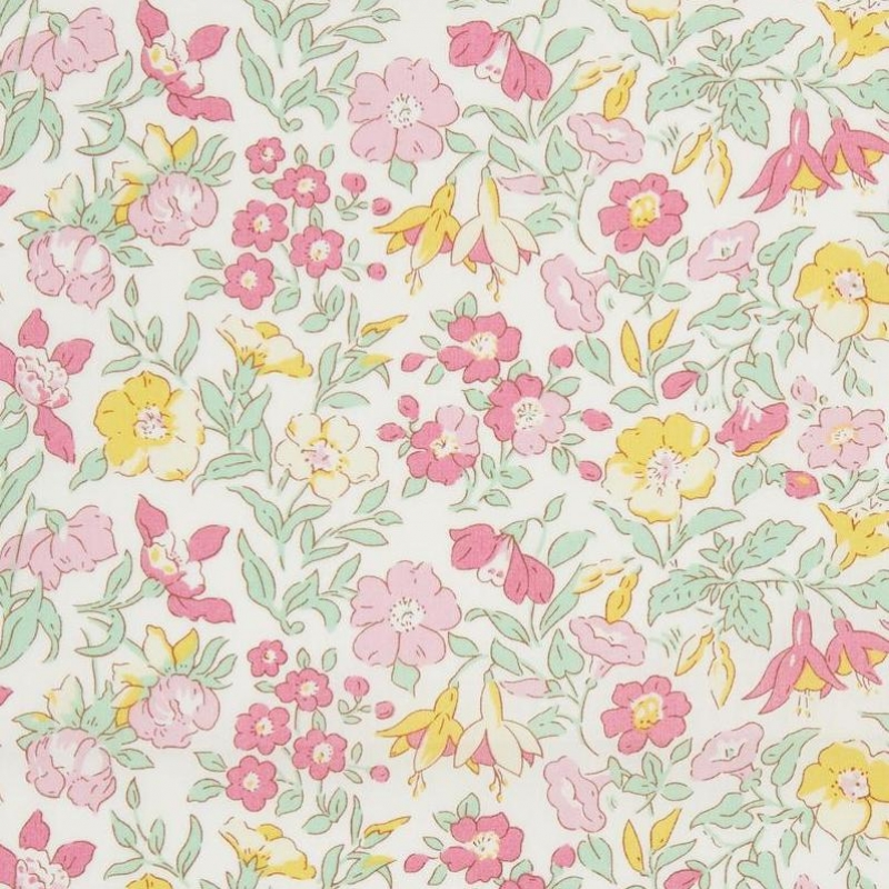 Liberty fabric Mamie A Organic Tana Lawn Cotton